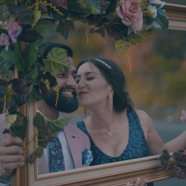 UDAY & RAJANA Wedding Teaser